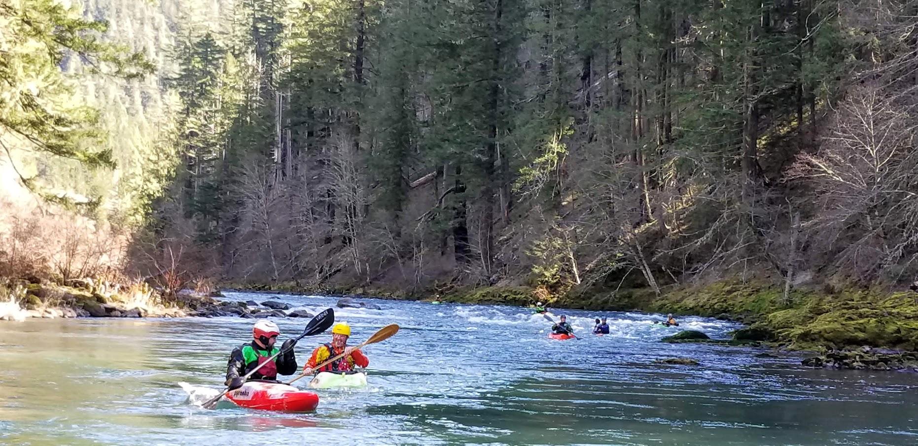 One-On-One Kayak & Paddleboard Instruction