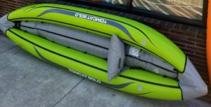 Inflatable River Kayak: - Outpost