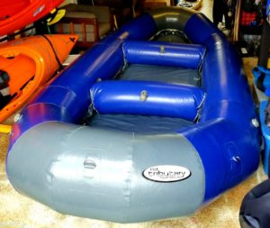 Aire Tributary 14ft SB Raft - Weekend Rental
