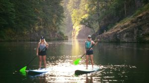 Flatwater Paddleboard - Outpost
