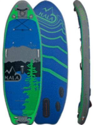 Hala - Atcha 86 Paddleboard