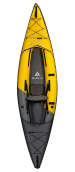 Inflatable Kayak Rental (lake or slow moving water)- Outpost
