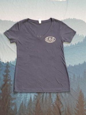 Men's & Women's Kayaking Estacada Lake T-Shirt