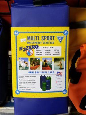 H20 Zero Omni Dry Bag