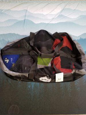 Wild Wasser Monster Gear Bag