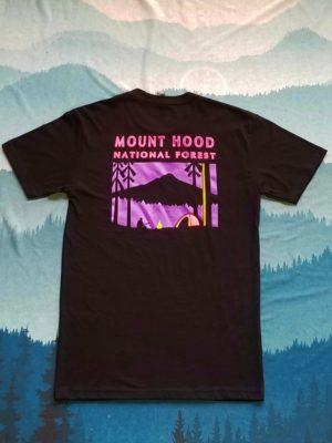Mt. Hood Graphic T-Shirt