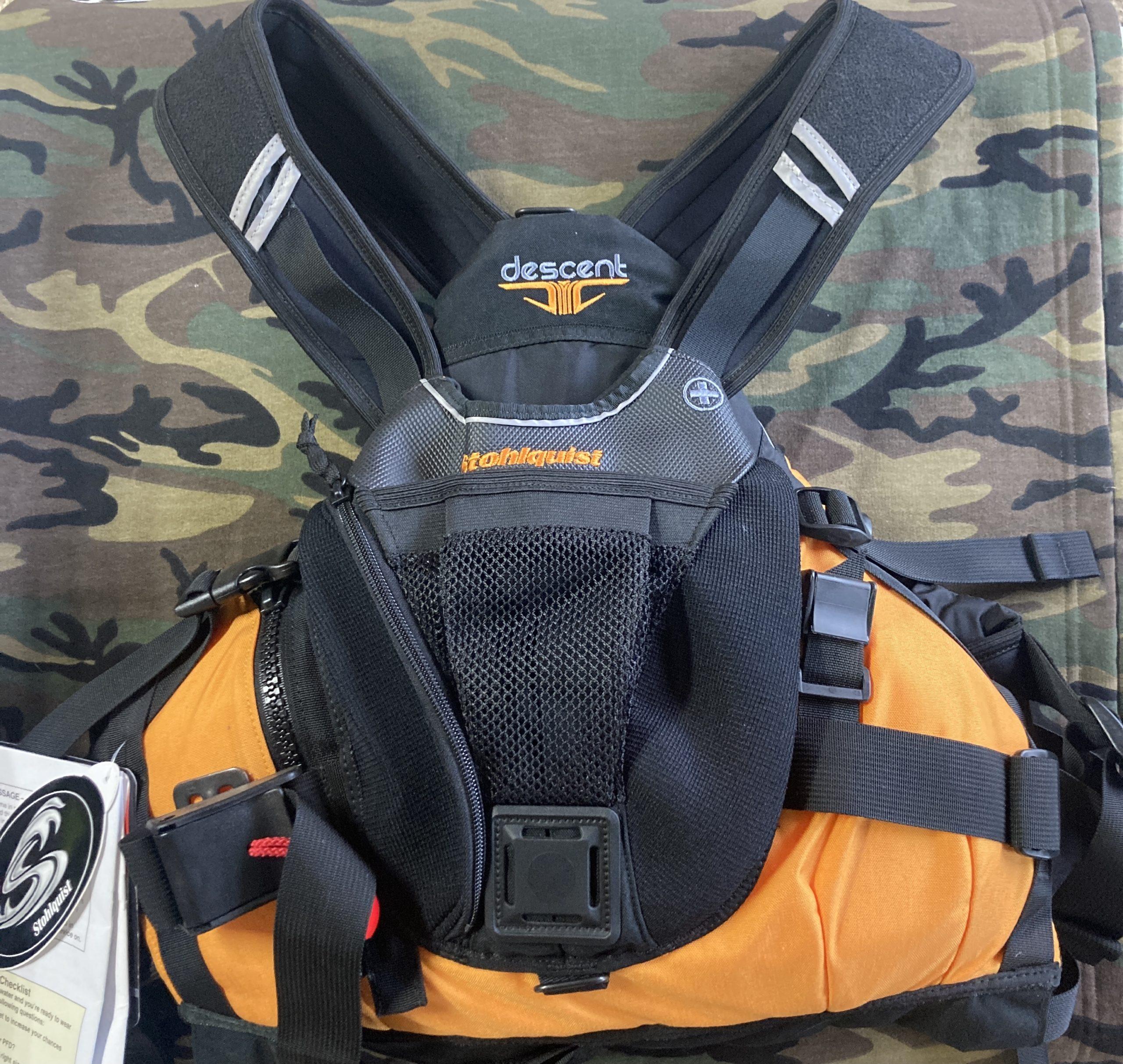 Stohlquist Descent Rescue Vest